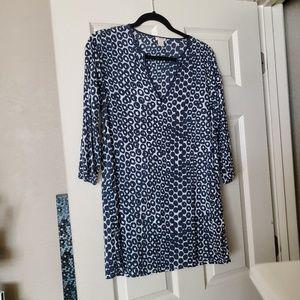 J. Crew Dress/Tunic or Swim Suit Cover Up